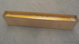 Fiberglass broom hand for Mop