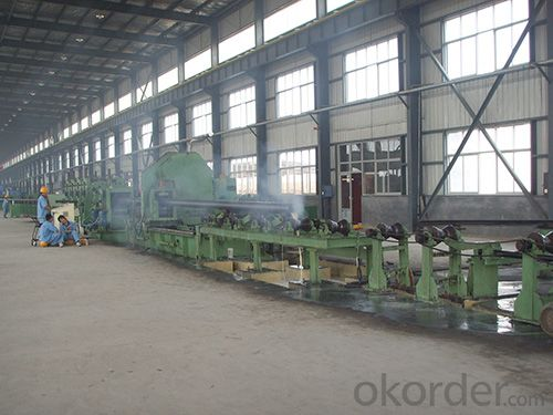 H.F pipe line / Ф219 Pipe Mill roll forming machine