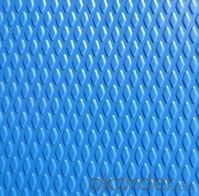 Checkered Aluminium Sheet-AA5XXX