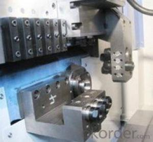 CNC Lathe Machine China Vertical Lathe Machine