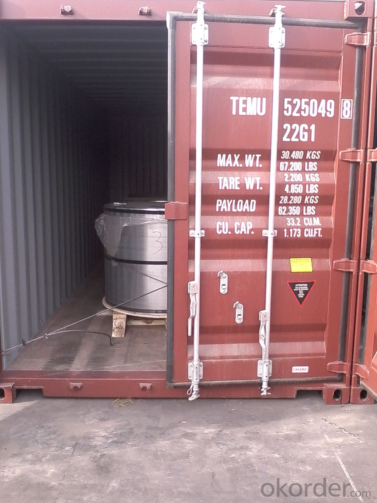 Prime Good Quality ETP Tinplate for Tin Cans Container