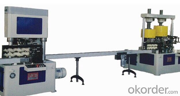 Necking Flanging Crimping Combination Machine