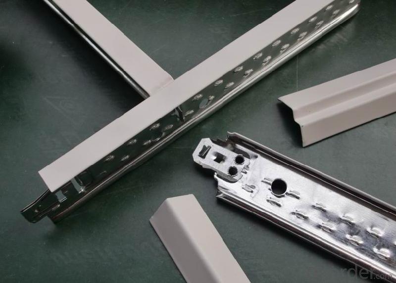 Ceiling Grid 4 PVC Tee/Suspension System