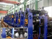 H.F pipe line 32mm welded pipe mill