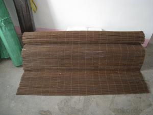 NATURAL WILLOW PRIVACY GARDEN DECORATION SCREEN