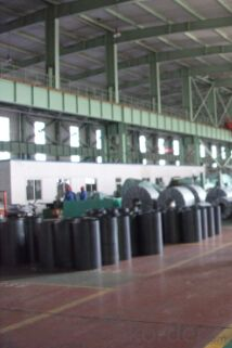 Tinplate in SPCC/MR Grade for Industry Use