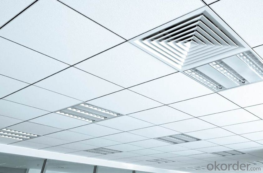 Ceiling Suspension   Grids