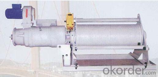 trolley mechanism 120JXL
