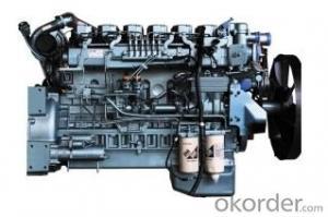 WD615 Series Diesel Engine