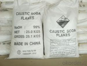 Caustic Soda Flakes98% with High Quality and Cheaper Price