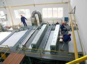 Chopped Strand Mat Production line 2600mm