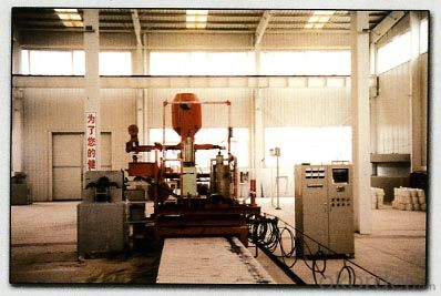 FRP PIPE FILAMENT WINDING MACHINE DN1000-3500