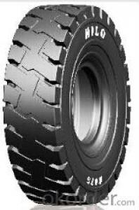 OFF THE ROAD RADIAL TYRE PATTERN B07S FOR PORT USING