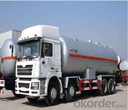 LNG and  LPG Tank Truck.