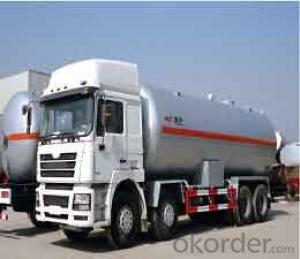 LNG and  LPG Tank Truck