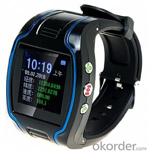 Personal GPS Watch Tracker Series