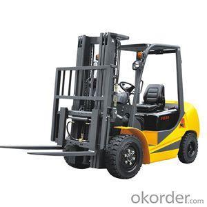 Gasoline Forklift Truck- FG25/30/35