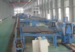 Large Diameter High Frequency Welded Pipe Line