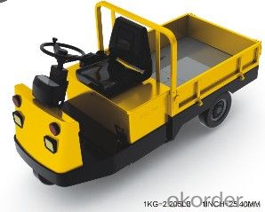 Platform Tractor- BD10S/15S