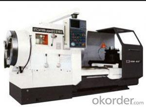 Full Automatic China CNC Lathe Machine
