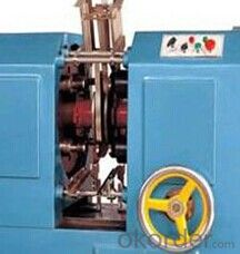 Aerosol Can Body Necking and Flanging Machine