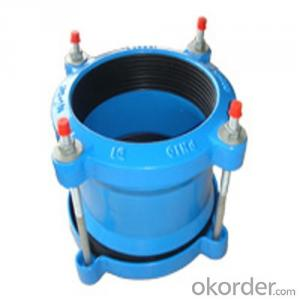 Ductile Iron Pipe Fitting DCI Flexible or  Dismountling Joint
