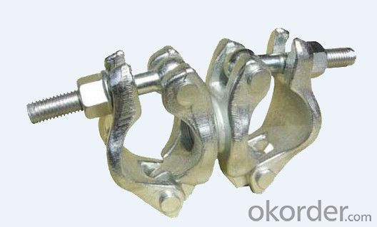 Drop Forged Double Coupler German