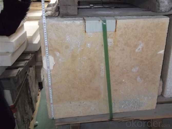Used Zircon Brick(Second Hand)-90%