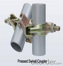 Scaffolding Accessories Pressed Swivel Coupler