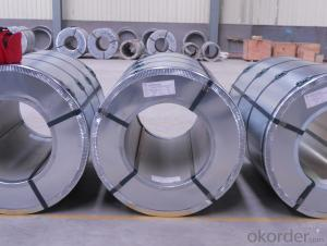 Hot-dip Galvanized Steel Coils