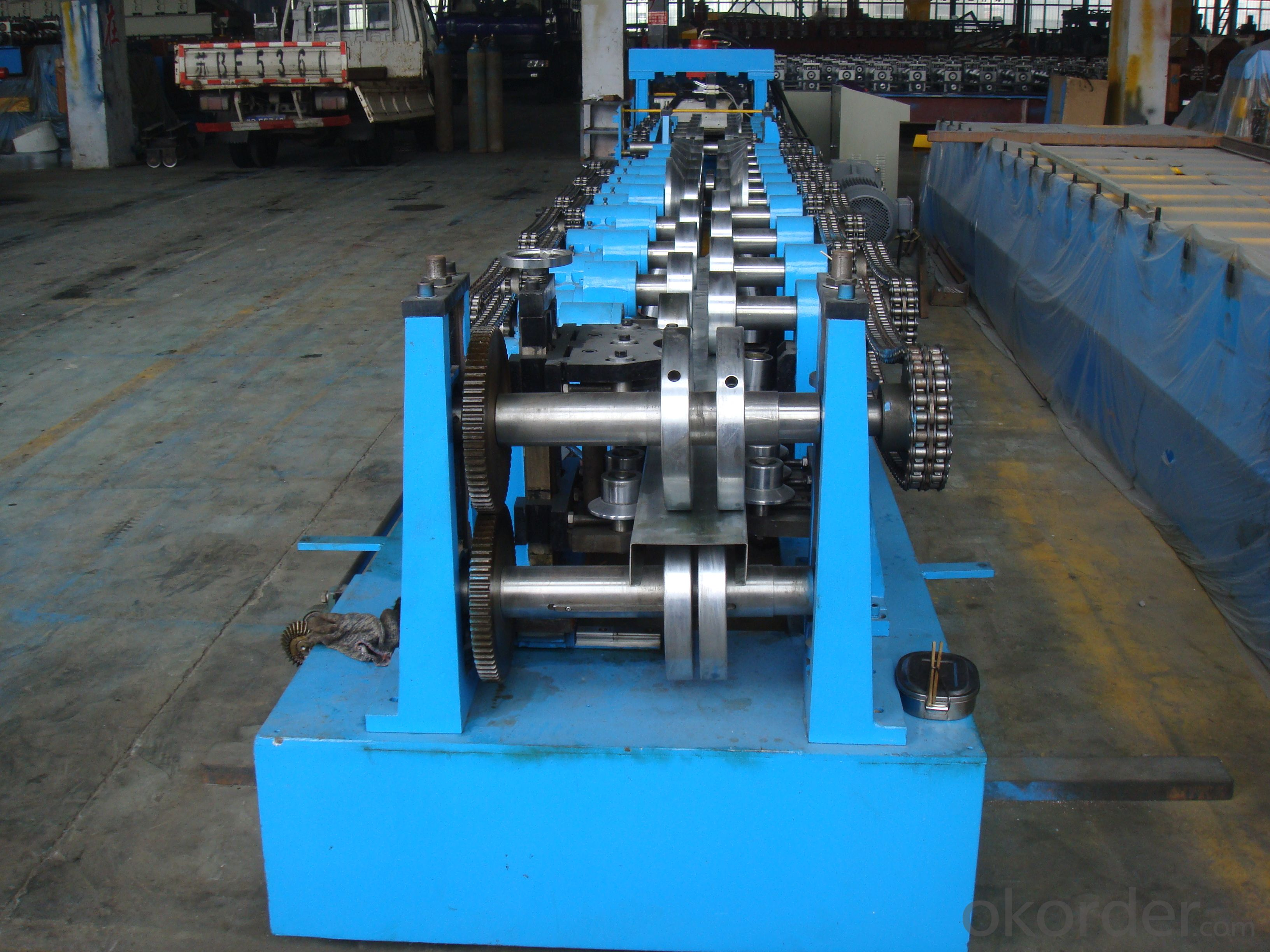 TF z profile cold bending forming machine