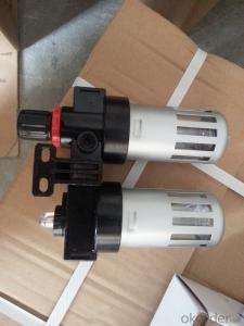 "air source treatment percolator leachair filter,pressure regulator,pneumatic  BFC-4000  1"""