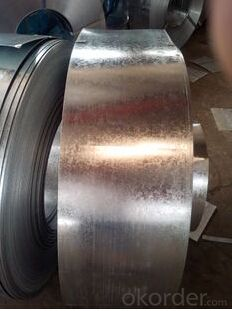 Narrow strip steel