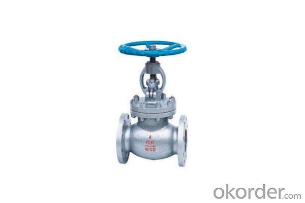 wcb globe valve DN400