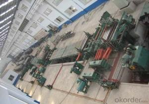 Slitting and Crosscut Line roll forming machine