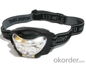 Aluminum Head lamp