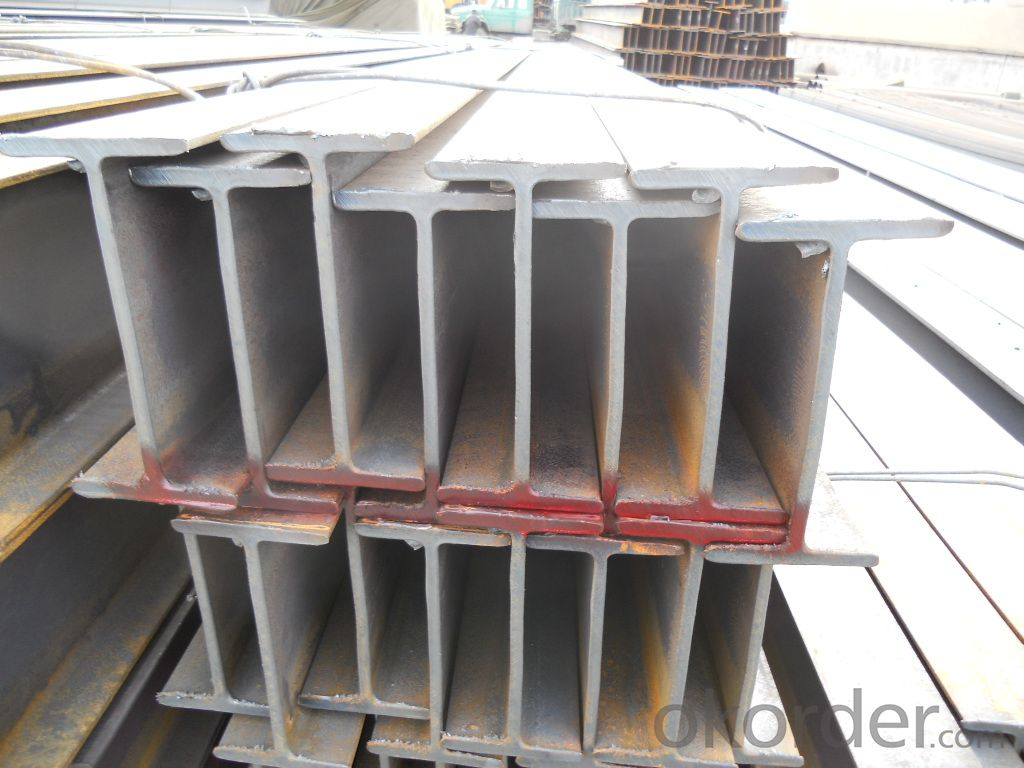 GB Standard Steel H Beam 388mm-400mm with Good Quality
