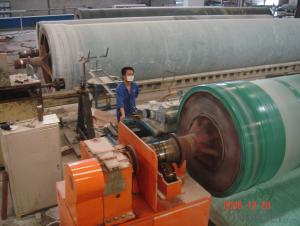 FRP PIPE FILAMENT WINDING MACHINE DN1000-4000