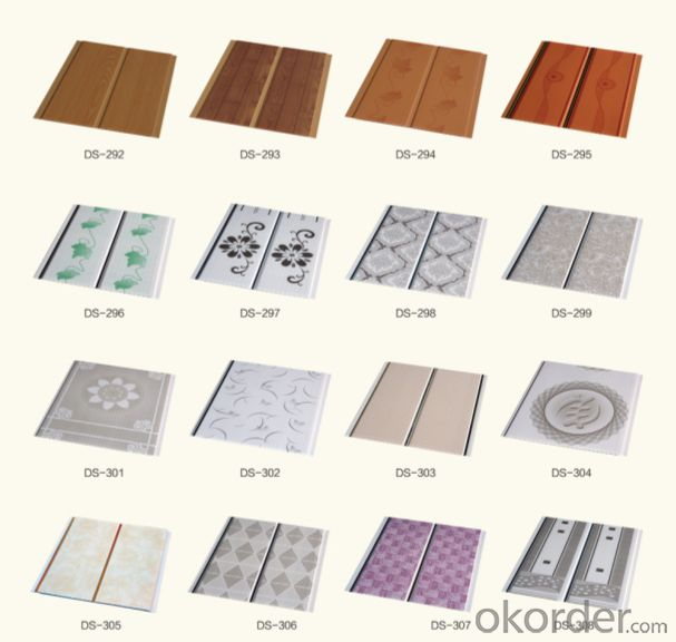 PVC Ceiling Panel  Priting  Seires