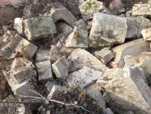 Second Hand- Zircon Brick(used)-80%