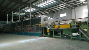 Equipment for Producing Chopped Strand Mat 3200mm