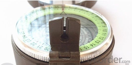 Rugged Army and Military Compass DC60