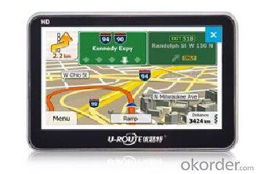 High-end 4.3 inch GPS Navigation