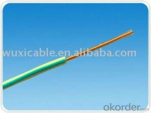PVC Eletrical wire 1.5mm2 -- 240 mm2