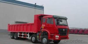 HAOHAN DUMP TRUCK, 371HP, 8X4, ZZ3315N4066A1