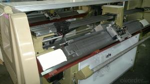 Computerized Flat Knitting machine for Producing Sweater