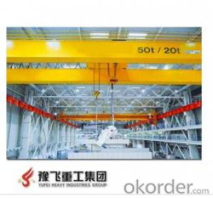 China Manufacturer LHB Explosion-proof  Double-girder Crane
