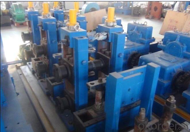 Seamless pipe mill machine