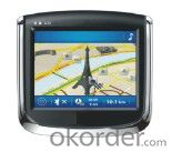 Wince 6.0 3.5 inch GPS Navigator for car or motorcycle use