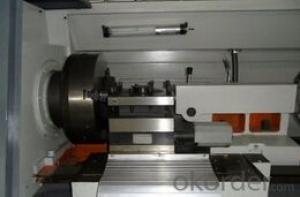 CNC Lathe Machine Heavy Duty